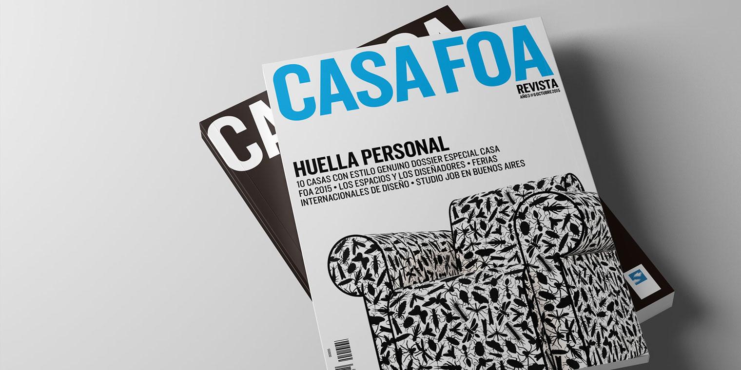 Revista Casa FOA